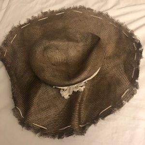 alessandro rivera Accessories - Alessandro Rivera straw hat Malia Mills